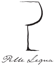 Logo for Pelle Legna Vineyards, a customer of Strategos Solutions LLC